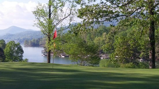 Golf Courses Near the Valley River RV Resort | Chatuge Golf Course